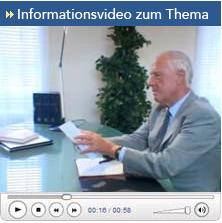 Informationsvideo zum Thema Schenkung, Testament und Übergabe