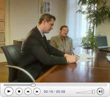 Video zum Berufsbild eines Notares