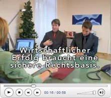 Video zum Thema Unternehmengründung